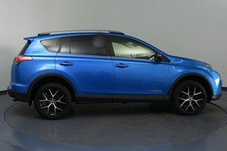 2016 Toyota RAV4 ALA49R MY16 GXL (4x4) Blue 6 Speed Automatic Wagon.