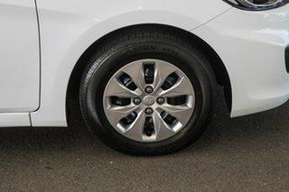2017 Hyundai Accent RB4 MY17 Active 6 Speed CVT Auto Sequential Sedan