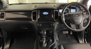 2019 Ford Ranger PX MkIII 2020.25MY Wildtrak Black 10 Speed Sports Automatic Double Cab Pick Up