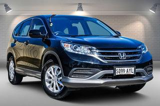 2013 Honda CR-V RM MY14 VTi-S 4WD Black 5 Speed Sports Automatic Wagon.