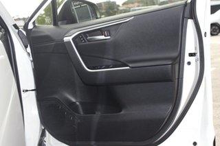 2020 Toyota RAV4 Mxaa52R Cruiser 2WD Crystal Pearl 10 Speed Constant Variable Wagon