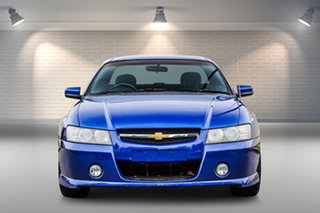 2005 Holden Ute VZ SS Blue 4 Speed Automatic Utility.