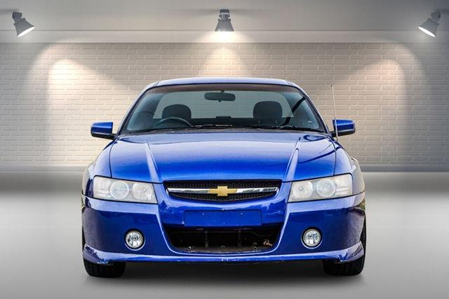 Used Holden Ute VZ SS Gepps Cross, 2005 Holden Ute VZ SS Blue 4 Speed Automatic Utility