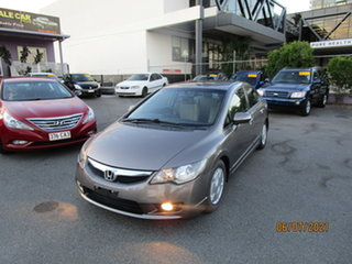2010 Honda Civic MY10 Hybrid Continuous Variable Sedan.