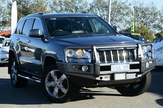 2013 Jeep Grand Cherokee WK MY2013 Limited Grey 5 Speed Sports Automatic Wagon.