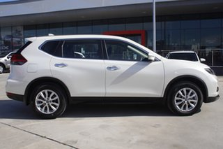 2019 Nissan X-Trail T32 Series II ST X-tronic 4WD Pearl White 7 Speed Constant Variable Wagon.
