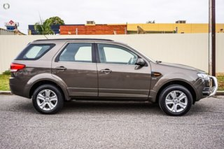 2011 Ford Territory SZ TX Seq Sport Shift AWD Bronze 6 Speed Sports Automatic Wagon.