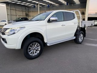 2017 Mitsubishi Triton MQ MY17 Exceed Double Cab 5 Speed Sports Automatic Utility