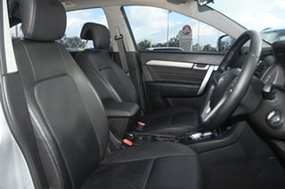 2017 Holden Captiva CG MY17 Active 2WD Silver 6 Speed Sports Automatic Wagon