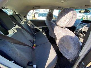 2010 Toyota Yaris NCP90R MY11 YR Grey 5 Speed Manual Hatchback