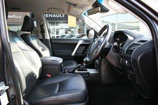 2019 Toyota Landcruiser Prado GDJ150R MY18 GXL (4x4) Grey 6 Speed Automatic Wagon