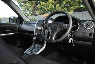 2010 Suzuki Grand Vitara JB MY09 Silver 4 Speed Automatic Hardtop