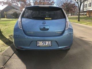 2012 Nissan Leaf ZE0 Blue 1 Speed Reduction Gear Hatchback