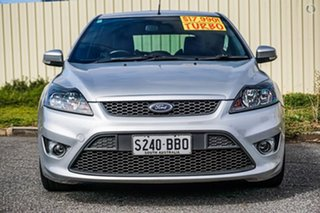 2009 Ford Focus LV XR5 Turbo Silver 6 Speed Manual Hatchback