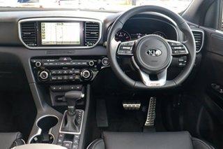 2021 Kia Sportage QL GT-Line Grey Sports Automatic SUV