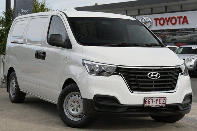 Pre-Owned Hyundai iLOAD TQ4 MY19 North Lakes, 2018 Hyundai iLOAD TQ4 MY19 White 5 Speed Automatic Van