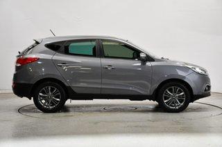 2014 Hyundai ix35 LM3 MY14 SE Steel Grey 6 Speed Sports Automatic Wagon