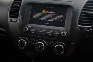 2017 Kia Cerato YD MY17 S Premium White 6 Speed Sports Automatic Hatchback