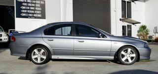 2003 Ford Falcon BA XR8 Silver 5 Speed Manual Sedan