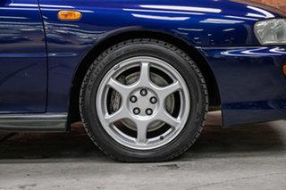 2000 Subaru Impreza N MY00 WRX AWD Dark Blue 5 Speed Manual Sedan