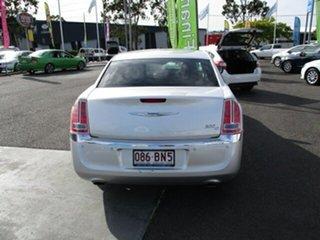 2012 Chrysler 300C Silver 6 Speed Automatic Sedan