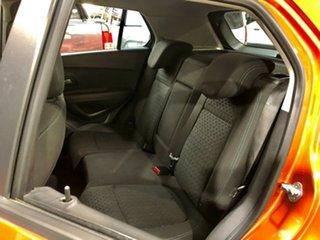 2014 Holden Trax TJ MY14 LS Orange 6 Speed Automatic Wagon