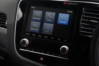 2021 Mitsubishi Outlander ZL MY21 PHEV AWD GSR Starlight 1 Speed Automatic Wagon Hybrid