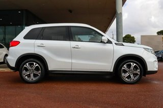 2015 Suzuki Vitara LY RT-X 4WD White 6 Speed Sports Automatic Wagon.