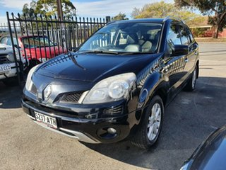 2011 Renault Koleos H45 MY10 Expression White 1 Speed Constant Variable Wagon