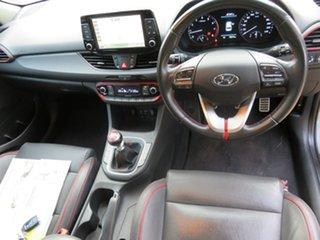 2017 Hyundai i30 PD MY18 SR Grey 6 Speed Manual Hatchback