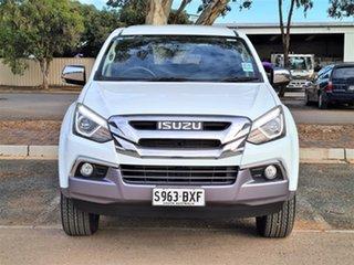 2018 Isuzu MU-X MY17 LS-U Rev-Tronic 4x2 White 6 Speed Sports Automatic Wagon.