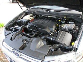 2012 Ford Territory SZ Titanium AWD Silver 6 Speed Automatic Wagon