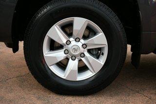 2019 Toyota Landcruiser Prado GDJ150R MY18 GXL (4x4) Grey 6 Speed Automatic Wagon.