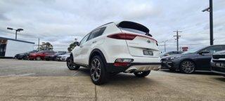 2021 Kia Sportage QL MY21 GT-Line AWD Clear White 6 Speed Sports Automatic Wagon.