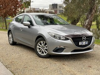 2015 Mazda 3 BM5478 Touring SKYACTIV-Drive Silver 6 Speed Sports Automatic Hatchback.
