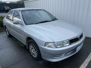 2001 Mitsubishi Lancer CE GLi Silver 4 Speed Automatic Sedan.
