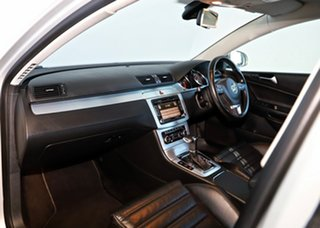 2010 Volkswagen Passat Type 3C MY10.5 125TDI DSG Highline Silver 6 Speed
