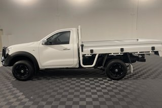 2018 Nissan Navara D23 S3 RX White 7 speed Automatic Cab Chassis