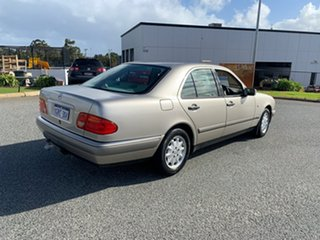 1998 Mercedes-Benz E240 W210 Classic Silver 5 Speed Automatic Sedan