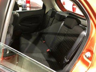 2009 Mazda 2 DE10Y1 Neo Orange 4 Speed Automatic Hatchback