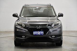 2017 Honda HR-V MY16 VTi-S Grey 1 Speed Constant Variable Hatchback.