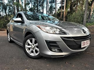 2011 Mazda 3 BL10C2 MZR-CD Metallic Silver 6 Speed Manual Sedan.