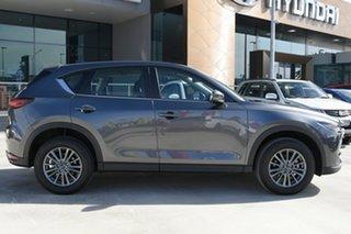 2018 Mazda CX-5 KF2W7A Maxx SKYACTIV-Drive FWD Sport 6 Speed Sports Automatic Wagon.