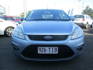 2011 Ford Focus LV MY11 LX Blue 4 Speed Automatic Hatchback