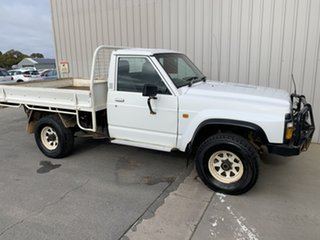 1999 Nissan Patrol GQ ST 5 Speed Manual Cab Chassis