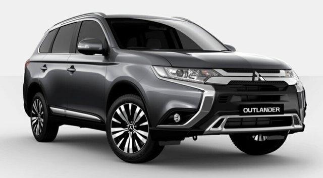 New Mitsubishi Outlander ZL MY21 LS 2WD Atherton, 2021 Mitsubishi Outlander ZL MY21 LS 2WD Grey 6 Speed Constant Variable Wagon