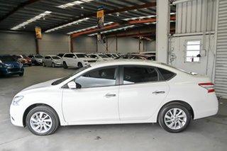 2016 Nissan Pulsar B17 Series 2 ST Ivory Pearl 1 Speed Constant Variable Sedan