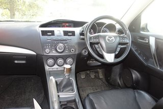2010 Mazda 3 BL10L1 SP25 Black 6 Speed Manual Sedan