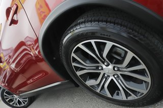 2018 Mitsubishi ASX XC MY18 LS 2WD Plum 1 Speed Constant Variable Wagon.