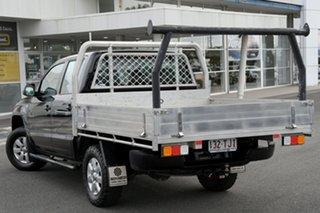 2013 Volkswagen Amarok 2H MY13 TDI420 4Motion Perm Trendline Black 8 Speed Automatic Cab Chassis